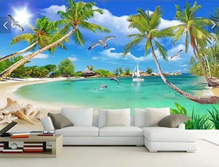 tranh cảnh biển 4
