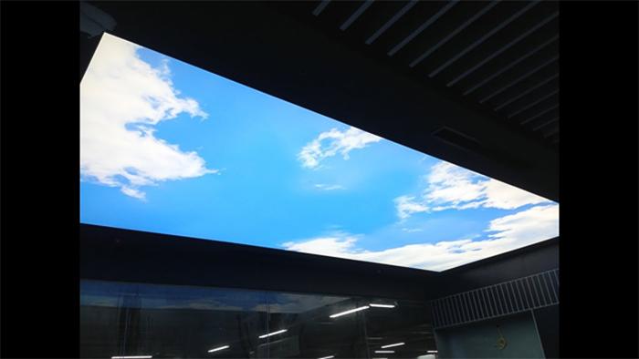 trần xuyên sáng mây